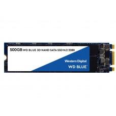 DISCO DURO SSD M.2 WESTERN DIGITAL BLUE 3D NAND 500GB