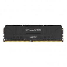 MEMORIA RAM CRUCIAL BALLISTIX 8GB 2666MHz DDR4 BLACK CL16