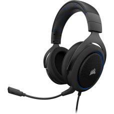AUDIFONOS CORSAIR HS50 BLUE