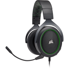 AUDIFONOS CORSAIR HS50 GREEN
