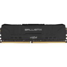 MEMORIA RAM CRUCIAL BALLISTIX 16GB 3600MHz DDR4 BLACK CL16