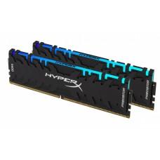 KIT MEMORIA RAM HYPERX PREDATOR 16GB 2933MHz RGB (2X8GB)
