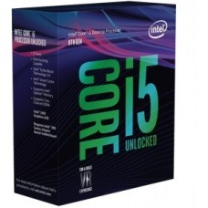INTEL CPU CORE I5 8600K 3.6GHz