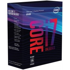 INTEL CPU CORE I7 8700k 3.7GHz