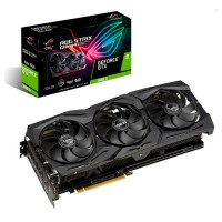 TARJETA DE VIDEO ASUS ROG STRIX GTX 1660TI ADVANCED 6GB GDDR6