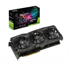 TARJETA DE VIDEO ASUS ROG STRIX GTX 1660TI GAMING 6GB OC GDDR6