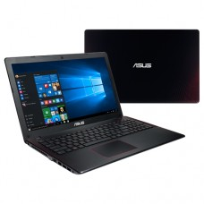"Notebook Gamer ASUS R510I-DM065T  AMD FX-9830P Ram 4GB, SSD 256GB, RX460 Led 15,6"" W10"