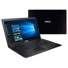 "Notebook Gamer ASUS R510IU-DM031T  AMD FX-9830P Ram 4GB SSD 128GB + 1TB HDD RX 460 Led 15,6"",W10"
