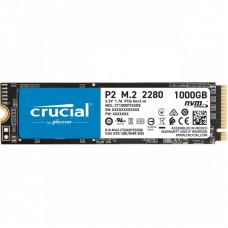 DISCO DURO SSD NVME CRUCIAL P2 1TB SSD M.2 2280 PCIE
