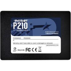 """DISCO DURO PATRIOT P210 SSD 256GB SATA3 2.5"""""""