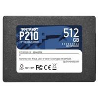 """DISCO DURO PATRIOT P210 SSD 512GB SATA3 2.5"""""""