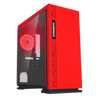GABINETE GAMEMAX EXPEDITION RED H605