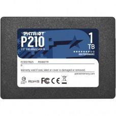 """DISCO DURO PATRIOT P210 SSD 1TB SATA3 2.5"""""""