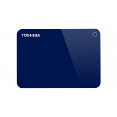 DISCO DURO EXTERNO TOSHIBA CANVIO ADVANCE 2TB USB 3.0 BLUE
