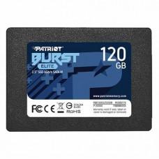 "DISCO DURO SSD PATRIOT ELITE 120GB SATA III 2.5"""