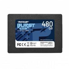 "DISCO DURO SSD PATRIOT ELITE 480GB SATA III 2.5"""