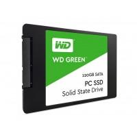 """DISCO DURO 2.5"""" SSD WESTERN DIGITAL GREEN 120GB"""