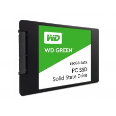 "DISCO DURO 2.5"" SSD WESTERN DIGITAL GREEN 120GB"