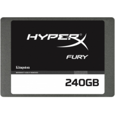 "DISCO DURO 2.5"" SSD KINGSTON HYPERX FURY 240GB"