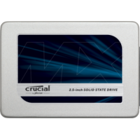 "SSD Crucial MX300 525GB SATA 2.5"" 7mm (with 9.5mm adapter) Internal SSD"