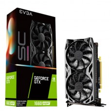 TARJETA DE VIDEO EVGA GEFORCE GTX 1660 SUPER SC ULTRA GAMING 6GB GDDR6