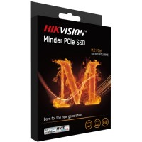 DISCO DURO SSD HIKVISION MINDER M.2 PCIE SSD 256GB