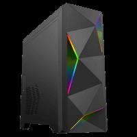 GABINETE GAMER GAMEMAX ARES RGB(1 FAN INCLUIDO)