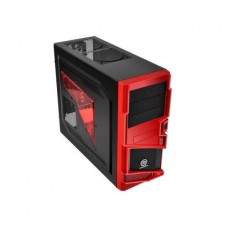GABINETE THERMALTAKE COMMANDER VN400A1W2N-B BLACK RED EDITION