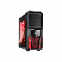 GABINETE RAPTOR RED (4 Fan Incluidos)