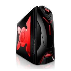 GABINETE NZXT GUARDIAN 921 RB RED