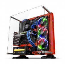 Gabinete Thermaltake Core P3 SE Red Edition ATX