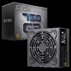 Fuente de poder EVGA SuperNOVA 750W G3 80 Plus Gold