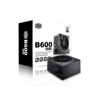 FUENTE PODER REAL COOLER MASTER B600 VER.2 600W 80PLUS