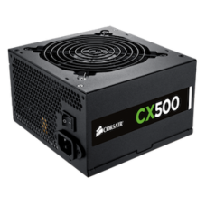 FUENTE PODER REAL CORSAIR CX 500W 80 PLUS BRONZE