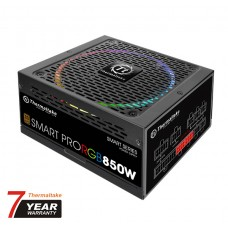 FUENTE PODER REAL THERMALTAKE SMART PRO RGB 850W 80PLUS BRONZE MODULAR