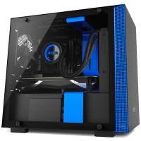 GABINETE NZXT H200 BLACK/BLUE