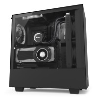 GABINETE NZXT H500I RGB BLACK