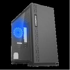 GABINETE GAMEMAX EXPEDITION BLACK H605