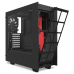 GABINETE NZXT S340 BLACK/RED