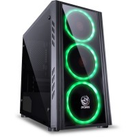 GABINETE SATURN GREEN (3 FAN)