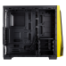 Gabinete Corsair Carbide Spec-04 Black/Yellow