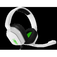 AUDIFONOS ASTRO GAMING A10 WHITE GREEN XBOX
