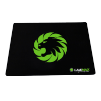 MOUSE PAD GAMER GAMEMAX GMP-001