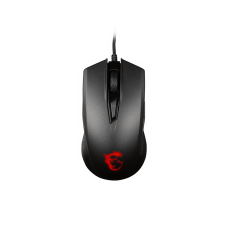 MOUSE GAMER MSI CLUTCH GM40 BLACK