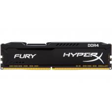 Memoria Ram HyperX FURY Black DDR4 8GB 2666MHz CL16 DIMM
