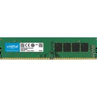 MEMORIA RAM CRUCIAL 8GB DDR4-2666 UDIMM