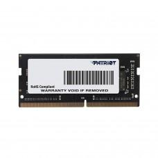 MEMORIA RAM PATRIOT 8GB DDR4 2666 MHZ SODIMM