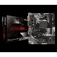 M/B ASRock B450M-HDV R4.0