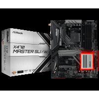 M/B ASRock X470 MASTER SLI/AC