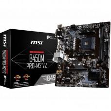M/B MSI B450M PRO-M2 V2